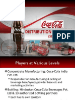 project on distribution channel of pepsi