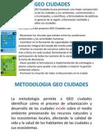 Metodologia Geo Clase
