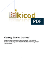 Getting Started in KiCad