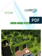 Green House Cost m2