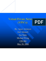 Virtual Private Networks Updated