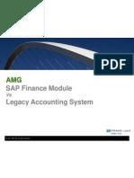 SAP FI vs Legacy Accounting System