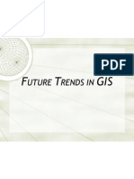 Lecture 14 GIS Trends