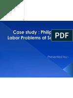Case Study HR