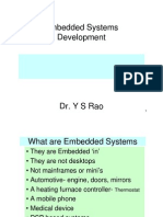 1 Embedded Systems Development