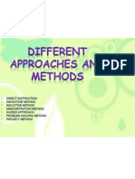 Rechelledifferent Approaches and Methods 23