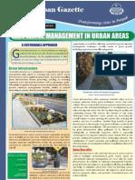 Newsletter Rainwater Harvesting