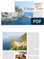 Chilling in Cinque Terre