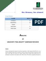 Dove Real Case Study