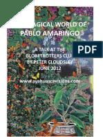 The Magical World of Pablo Amaringo