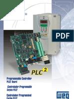 WEG Cartao Plc2 0899.5172 1.1x Manual Portugues Br