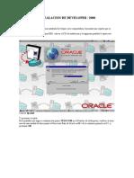 Instalación Developer 2000 para Windows 95