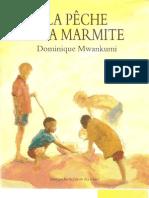 Dominique Mwankumi - La pêche à la marmite