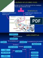 Bioelementos y Biomolculas