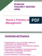 Management Unidad 2-1 Ideas Tradicionales Libro Administración Estratégica resumen malmierca