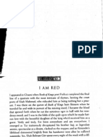 Pamuk, I Am Red