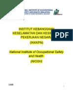keselamatan   - NIOSH