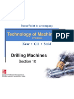 Drill Press Text Book