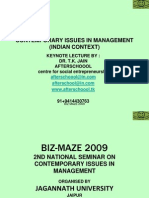 Contemporary Issues in Management (1)