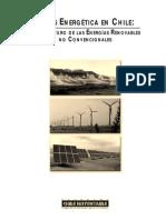 Crisis Energetica en Chile, Rol Futuro de Las ERNC (Ecologista)