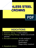 7b Stainless Steel Crown