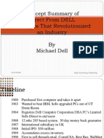Dell-Case Study Ppt