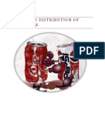 Sales and Distribution Network of Coco-Cola (Repaired)