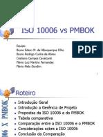 Seminario Qualidade ISO10006xPMBOK[FINAL] by google