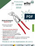 Promocion Verano 2012 - Herrapro Productos - WIHA