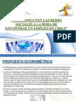 Econometria Redes Sociales
