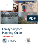 Family Support Planning Guide 2011