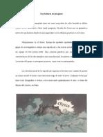 Reseña de la historieta Periodo Glaciar