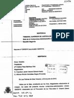 SENTENCIA TSJC CONTRA AYUNTAMIENTO DE SANTA BRÍGIDA Y OTROS-PLAN DE URBANISMO