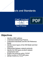 2. Protocols and Standards
