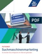 Ratgeber-Suchmaschinenmarketing