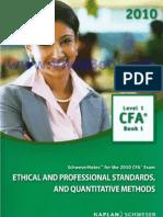 CFA Level 1 Book1