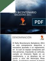 Rally Bicentenario 2011