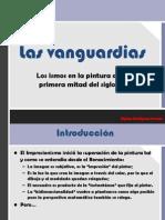 22 Las Vanguardias