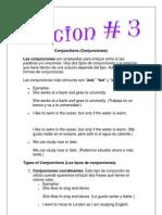 leccion 3 y 4