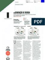 """O SISTEMA DE RECUPERAÇÃO DE ENERGIA DA RENAULT NA """"TURBO"""""""