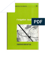 irrigation localisée