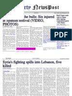 Liberty Newspost July-07-2012