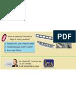 Nuevos Servicios de Calibracion ICSA Lima-Perú