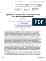 Fractales y Dow Jones