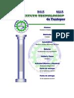 Evaluación Diagnostica -  Fundamentos de Programación