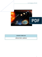 E - Atividade CFQ Sistema Solar