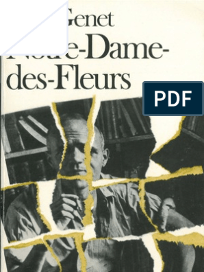 97451691 Jean Genet Notre Dame Des Fleurs 1948   La nature