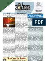 """2012-07-08 """"EL CONQUISTADOR"""" Boletín Semanal de La casa de Todos"""