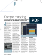 Sample Mapping