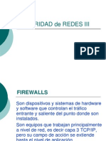 Seguridad Ip III